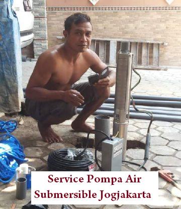 Spesialis service pompa air jogjakarta murah