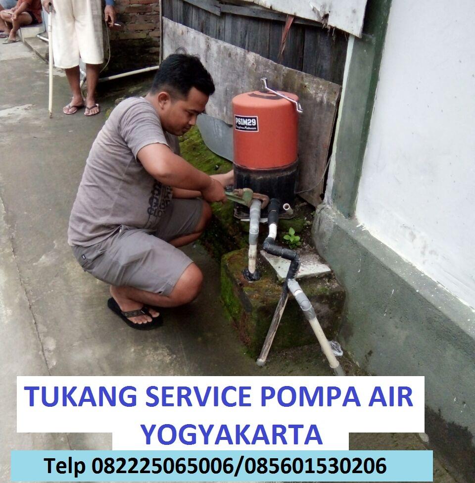 Tukang service pompa air jogjakarta