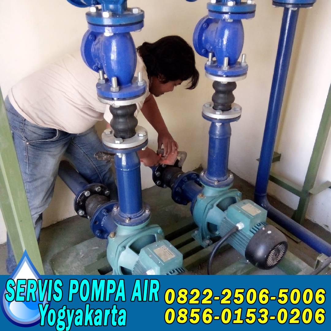 Tukang Service Pompa Air Yogyakarta