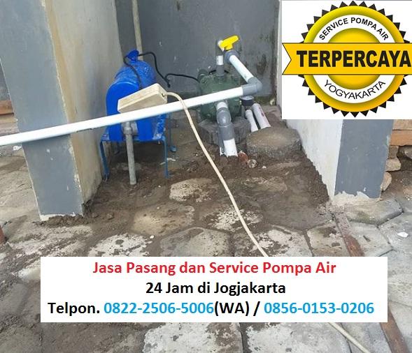 Jasa Pasang dan Service Pompa Air 24 Jam Jogjakarta